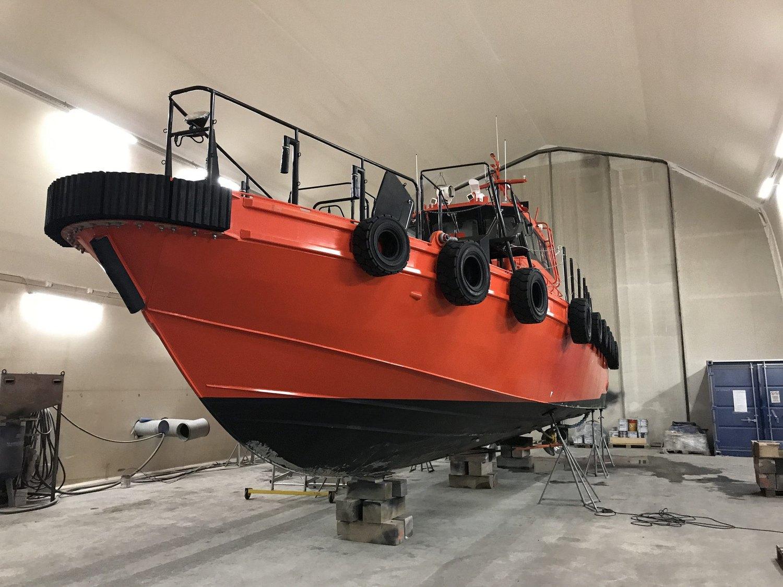 lotsbåt, L-242, Emsalö, Olycksfallsutredningscentralen