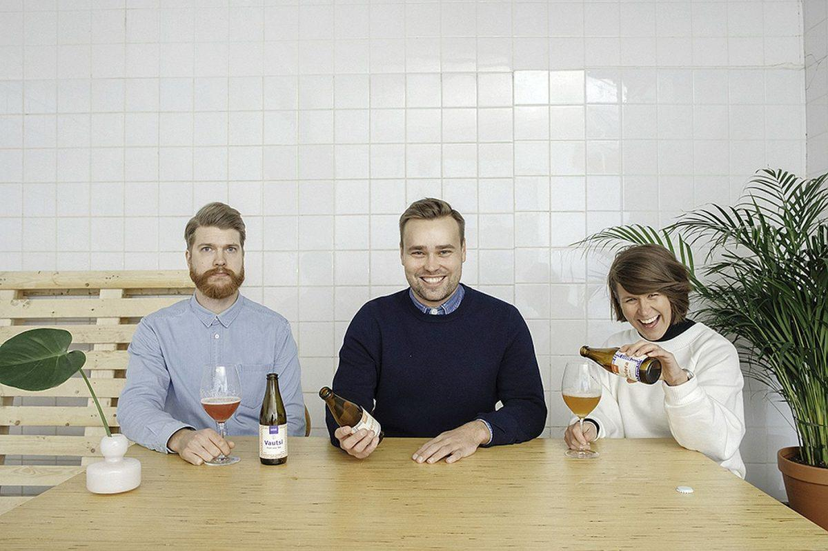 Peter Torniainen, Alexander Törnroth och Eeba Torniainen startade eget.