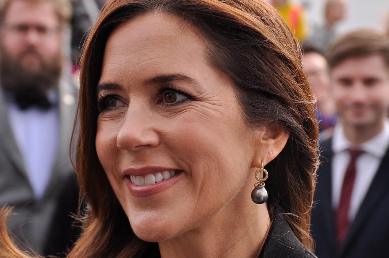 Kronprinsessan Mary charmade Åboborna