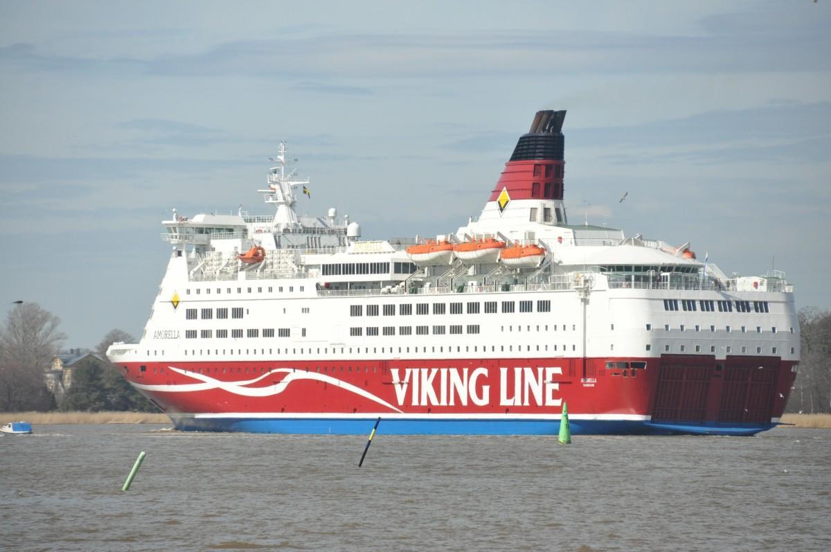 Viking Line och Tallink skrubbar extra – Bayer och Paroc undviker en del länder