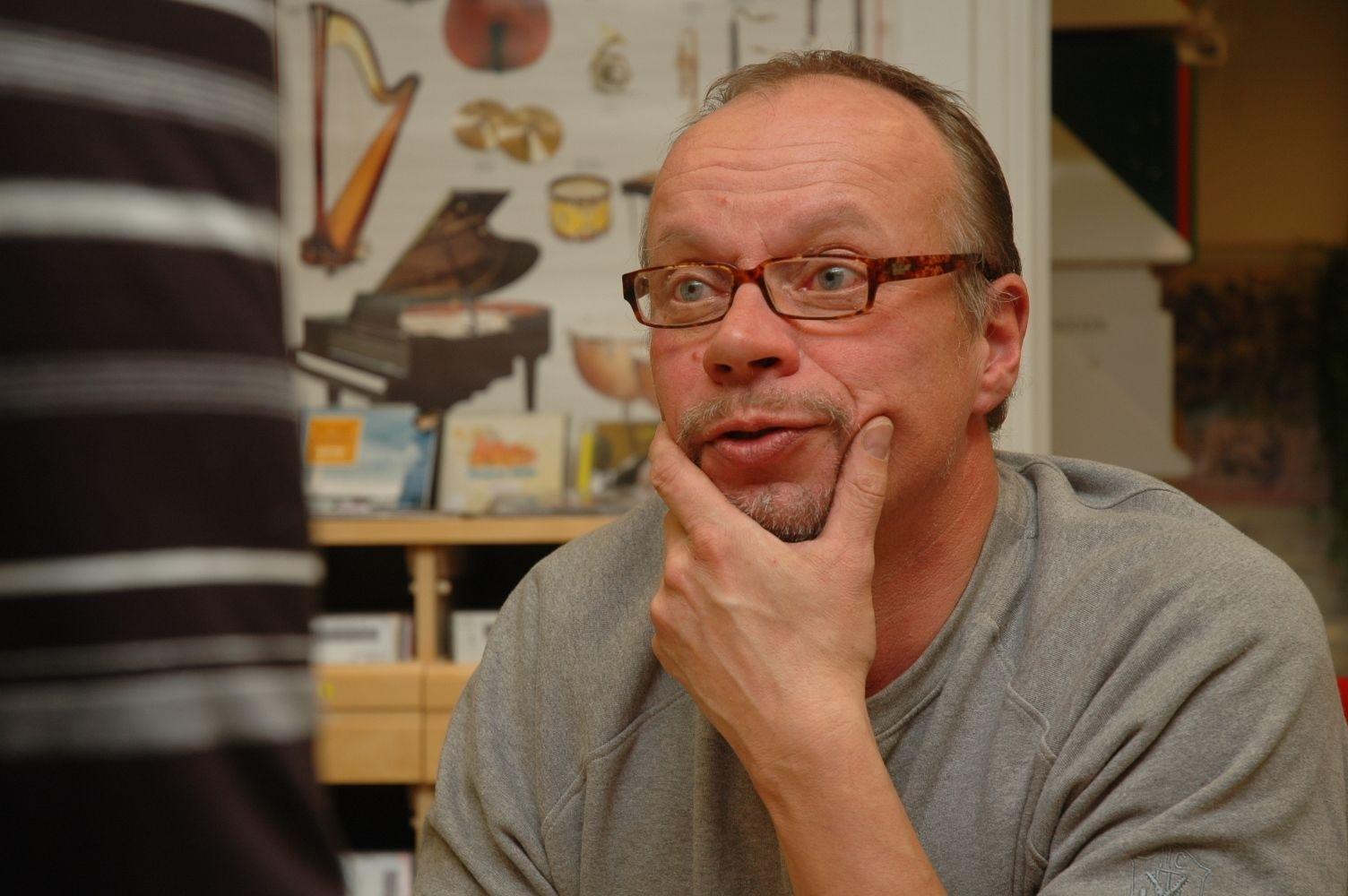 Juha Ruusuvuori.