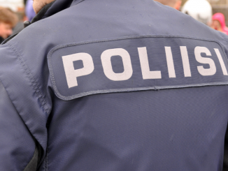 En polisuniform