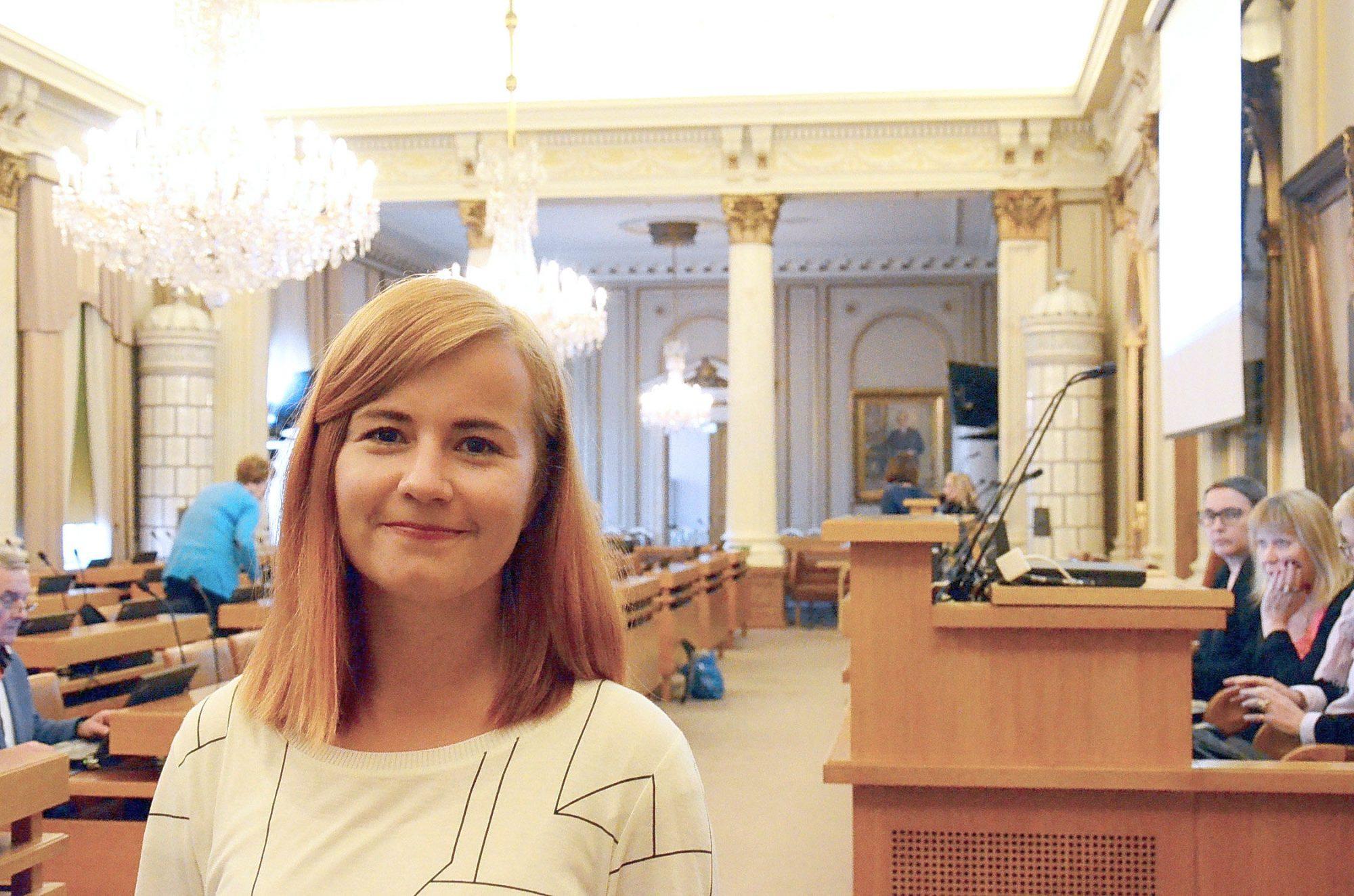 Gröna stödjer inte utvecklandet av Kuppis och Österås om Åbo inte får spårvagnar