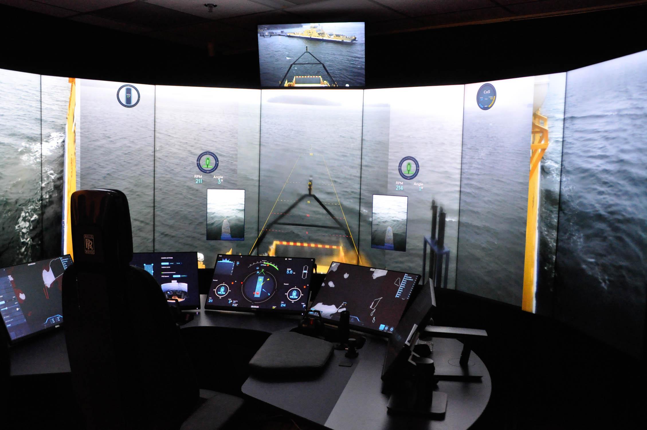 Autonoma fartyg skakar om sjöfarten