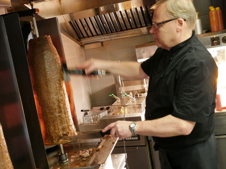 Åbos kebabkung tröttnar aldrig på kebab