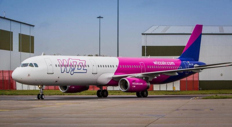 Wizz Air. ÅU-foto