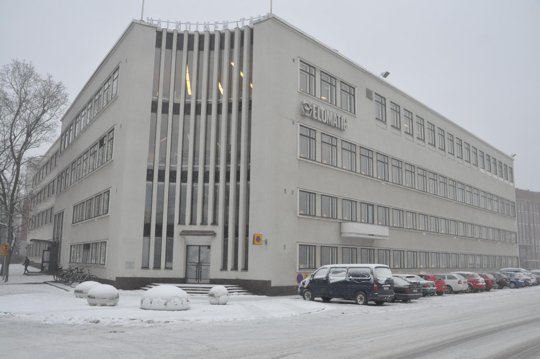 Elomatic - Åbo Underrättelser