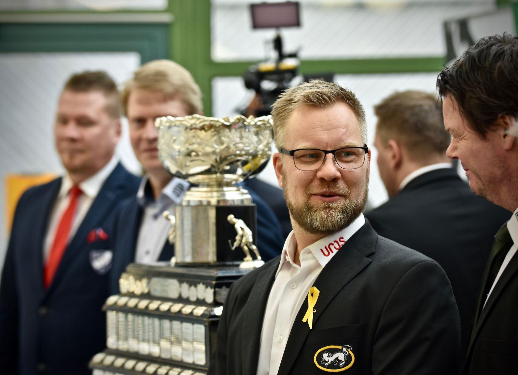 Rekordbra Kärpät är guldfavorit i slutspelet