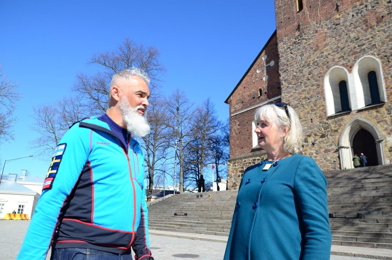 S:t Olofs sjöled invigs 25 maj – kan bli bestående injektion för  turismen i Åboland