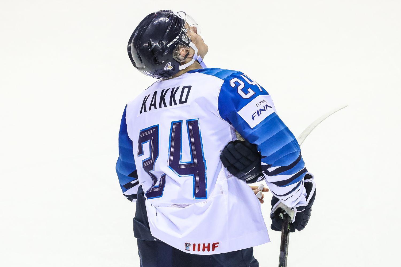 FInländsk ishockeyspelare