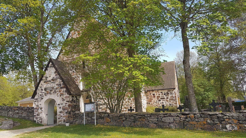 Nagu kyrka