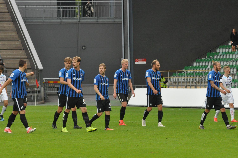 FC -Inters fotbollsspelare