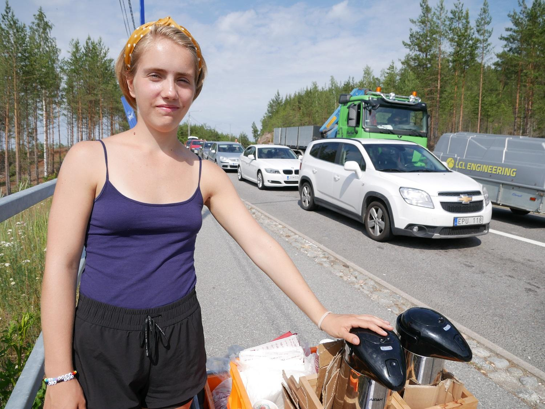Daniela Stålfors.
