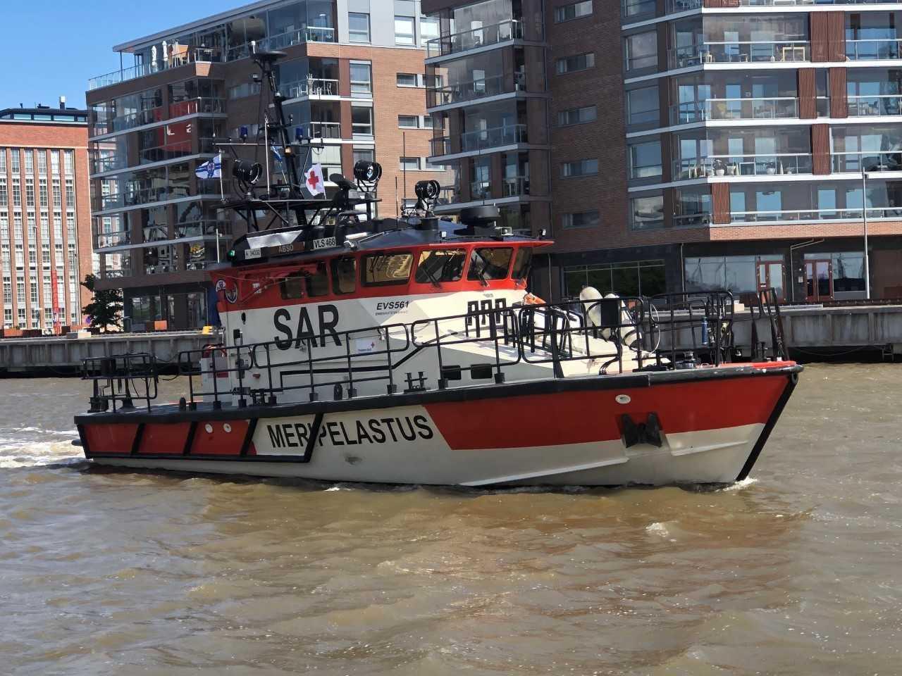 Räddare i nöden. Servicebåtarna Caritas och Abso är i gång i Skärgårdshavet fram till mitten av augusti.