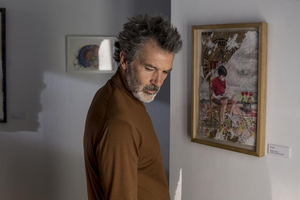 Regissören. En man den här gången; Cannesprisade Antonio Banderas.