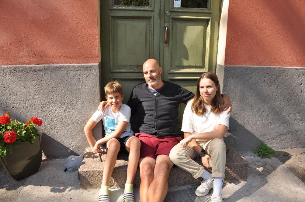 Christoffer Isaksson, Filippa Isaksson, Wilmer Isaksson