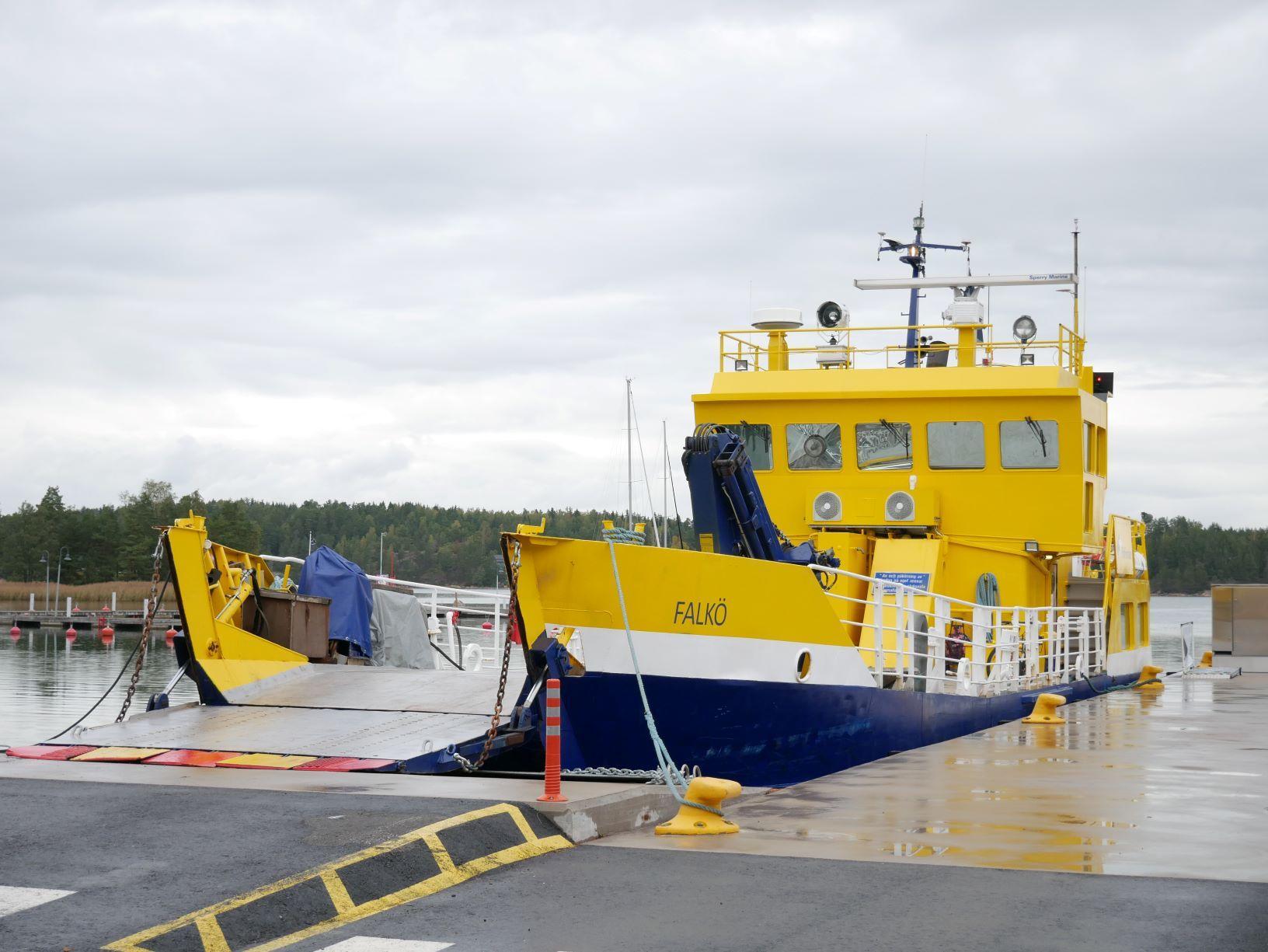 Nagu och Korpo får gemensam förbindelsebåtstrafik