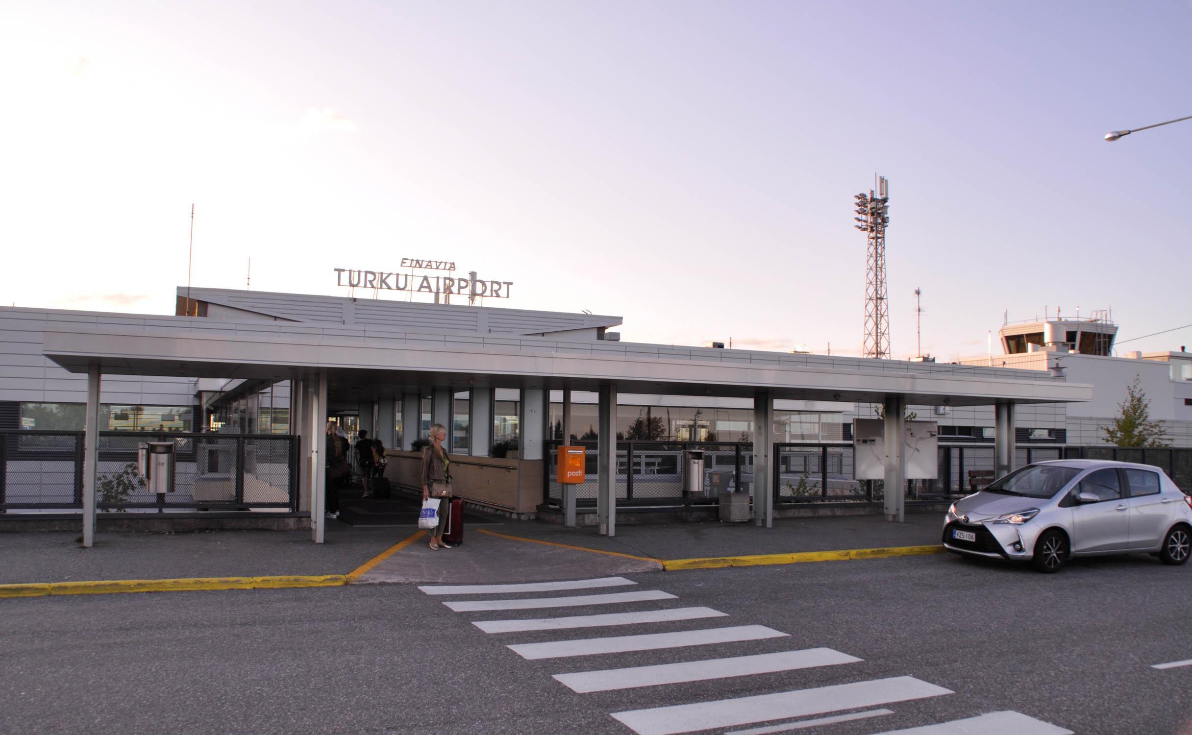 Åbo flygplats