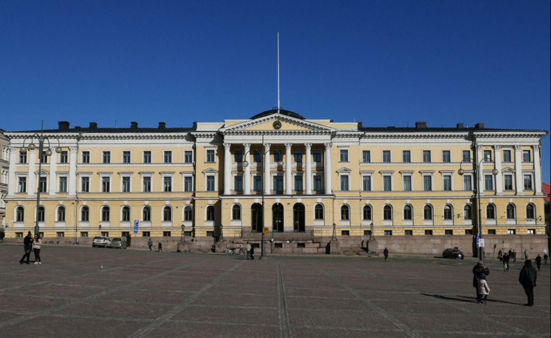 Statsrådets byggnad i Helsingfors