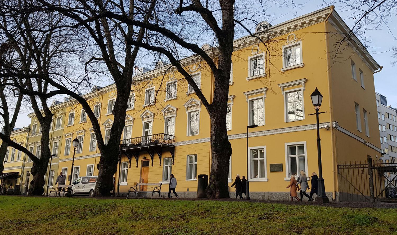 Finlands första sockerbruk fanns i Åbo – råvaran kom från kolonier i Karibiska havet