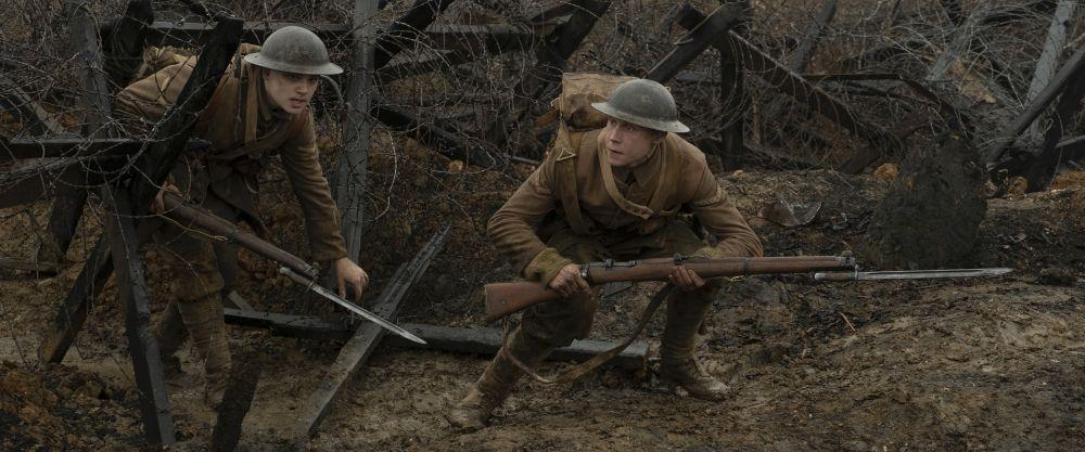 """Övriga premiärer: """"1917"""" imponerar"""