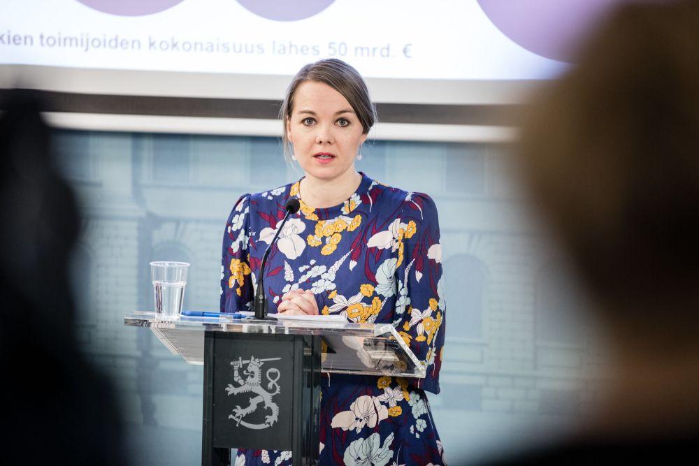 Centern ska nu välja vem som efterträder Katri Kulmuni – besked om nästa finansminister kommer på söndag