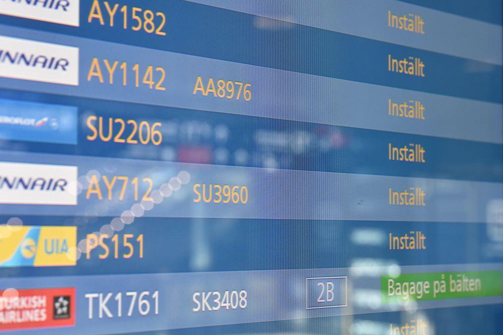 Inga nya spelregler på flygplatserna än så länge